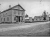 "photo of Odd Fellows Hall on Main Street with ""# 4-A Main"