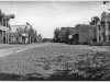 """7 photo of main street with """"6-A right - Mrs. Helm's Home"""""""