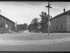 panorama print of Upper Lake Main Street, looking east