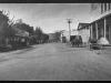 """ panorama print of Upper Lake Main Street looking north"