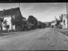 """ panorama print of Upper Lake Main Street looking north."