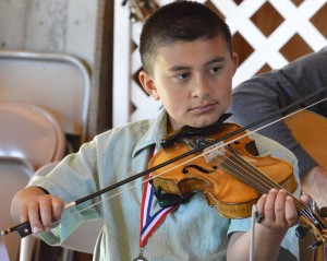 Boy Fiddler