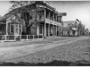 "photo of Upper Lake Main Street with ""# 6 Left- W.M. Christe"